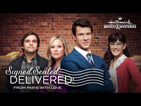 Signed, Sealed, Delivered: From Paris With Love DVD movie- trailer