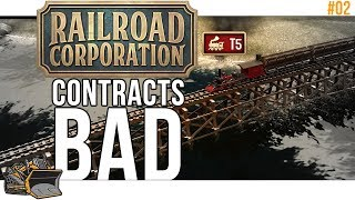 I'm Taking Too Many Contracts (2, To Be Precise) | Railroad Corporation Free Mode #2