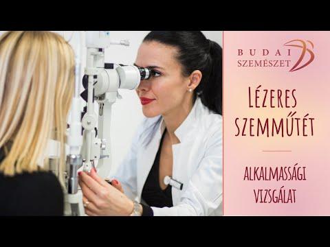 Myopia kezelése műtét nélkül