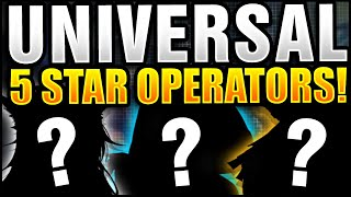 Ptilopsis  - (Arknights) - FIVE 5 STAR OPERATORS THAT CAN BE USED ALMOST EVERYWHERE! Arknights!