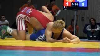 preview picture of video 'DM 2012 Junioren (Freistil) - 60kg [093]'