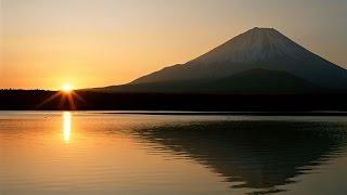 Фото слайд-шоу Природа. Гора Фудзи. Япония.