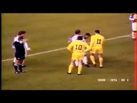 Zidane vs PSG Away Season 91/92