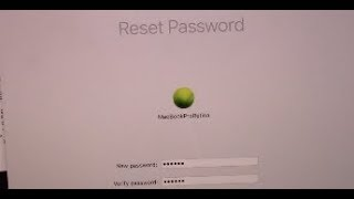 How to Reset Admin Password on macOS if you Forgot Administrator Password