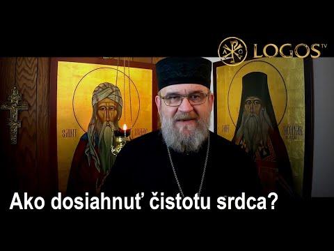 OTCOVIA PÚŠTE (138) - Sv. Izák Sýrsky - Blahoslavení čistého srdca