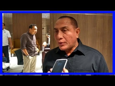Berita Terkini | Maju Pilkada Sumut, Edy Rahmayadi Ingin Bangun Kampung Halamannya : Okezone News