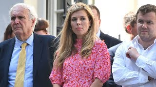 video: Carrie Symonds, the 'first girlfriend' of No. 10 is a climate activist and savvy Conservative