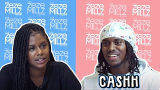 """THE ZEZE MILLZ SHOW: Ft CASHH - """"Do You Think The UK Forgot About you?"""""""