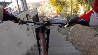 preview picture of video 'Downhill Urbano Guanajuato'
