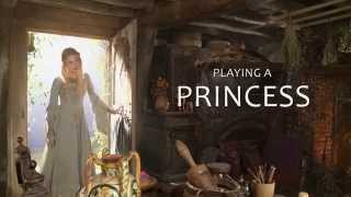 Playing a Princess - Featurette - Maleficent
