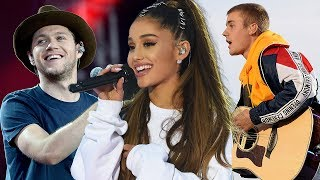 10 MUST SEE Moments From One Love Manchester Benefit Concert