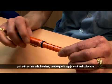 Prestación preferente de medicinas para la diabetes