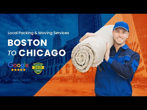 Boston to Chicago Movers - Moving From Boston To Chicago Soon?