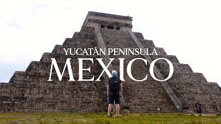 Exploring the Yucatan Peninsula, Mexico | Tulum & Akumal