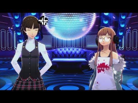 Be My Sugar Mama, Makoto! | Persona 5: Dancing in Starlight