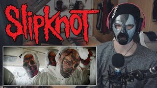 Slipknot   All Out Life  REACTION! (German)