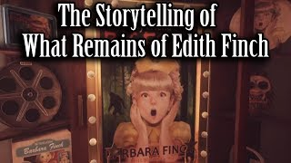 How What Remains of Edith Finch Succeeds at Storytelling