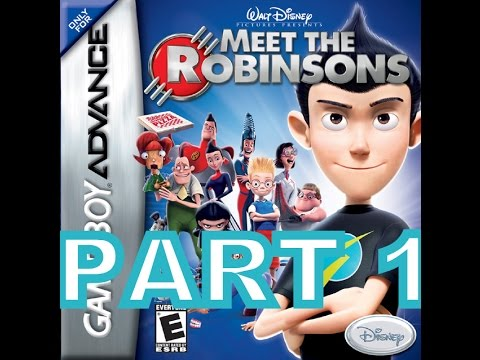 disney meet the robinsons part 1