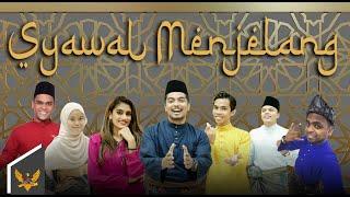 Danial, Santesh, Hashmitha, Rahman, SyafaWany, Alif, Arill - Syawal Menjelang (Official Music Video)