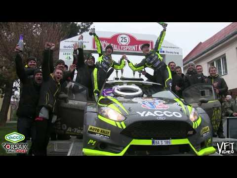 Vancik Rallysprint Kopna 2019