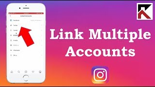 How To Link Multiple Instagram Accounts To One Facebook Account