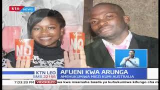 Esther Arunga apata afueni baada ya mahakama  kumsamehe