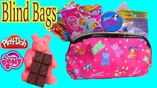 Playdoh Surprise Filled Gummy Bears Mystery Blind Bags Fash'ems Littlest Pet Shop LPS My Little Pony