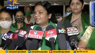 AP capital row   Amaravati Women Farmers Reach Delhi