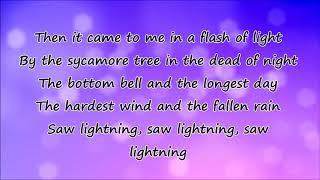Saw Lightning Lyrics | Beck | [HD]