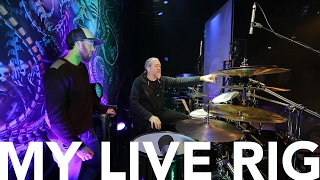 RIG RUNDOWN In this special episode of Drums With Oisín Musicmaker Dublin