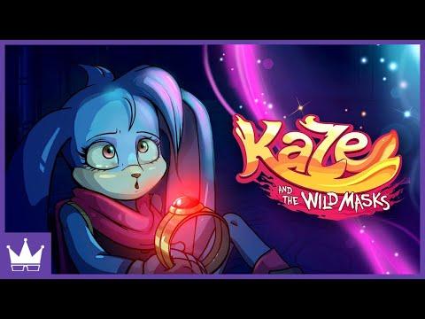 Twitch Livestream | Kaze and the Wild Masks [Xbox One]
