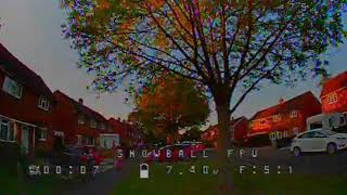 Clapping for the NHS , fpv style