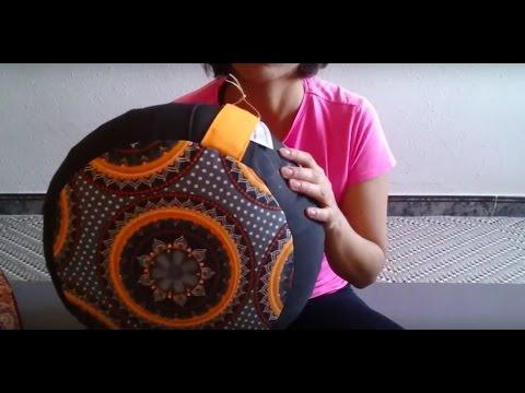 Nuevos modelos de zafus o cojines de meditación en Alicante