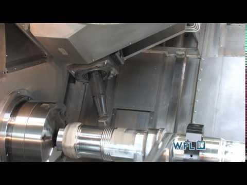 WFL Technologie B-Achsen-Drehen