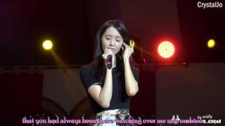 [ENGSUB] Yoona   A Little Happiness @ Chongqing Fanmeeting