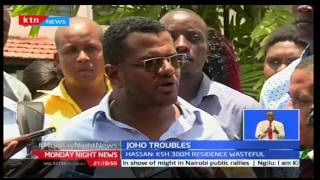 Monday Night News 19th September 2016: Hassan Omar and Joho clash out over governor's  house