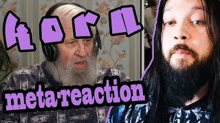 META REACTION To Elders React To Korn!!