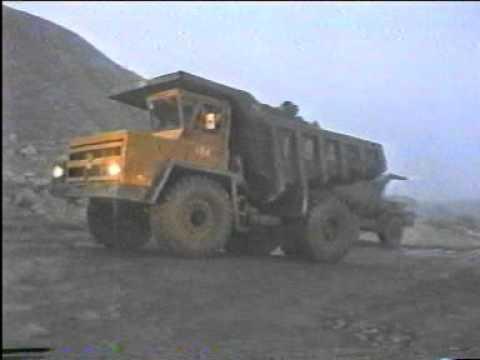 An toàn trong khai thác than