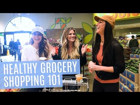 Video Shh! We Snuck Into The Grocery Store! Here's How To Shop The Healthy Way!