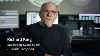 Richard King Joins the Pro Sound Effects Library, Launches Master Class