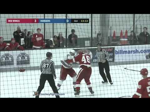 Dawson Leedahl vs. Givani Smith