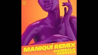 Maniqui Remix X Celoso- Chimbala Ft Farruko- DJ IMBERT- INTRO BREAK- 125 BPM