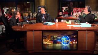 The Artie Lange Show -- Richard Lewis (in-studio) Part 2