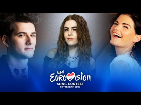Ideal Eurovision 2020 - Grand Final (Your Version)