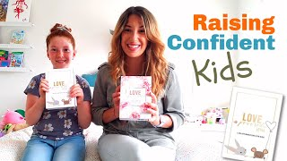 Boost Your Kids' CONFIDENCE & SELF-ESTEEM | Love Powered Positive AFFIRMATION CARDS