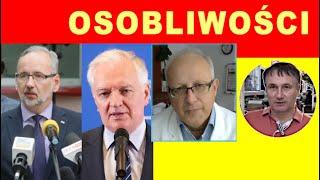 Z.Kękuś PPP 338 Test rzetelności członków rządu: A.Niedzielskiego, J. Gowina oraz prof.R. Flisiaka