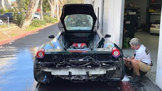 Ferrari GT3 458 ALMOST Complete!