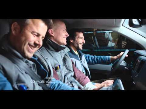 Citroen  Jumpy Фургон класса M - рекламное видео 2
