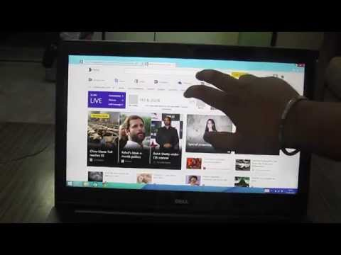 DELL INSPIRON 15 5548.. Unboxing And quick Overview..