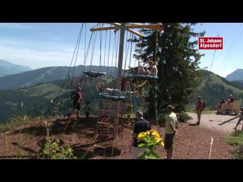 Familienerlebnis Geisterberg Alpendorf